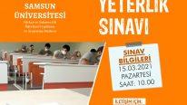DİLMER Turkish Proficiency Exam Announcement