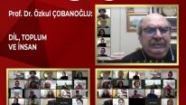 """Prof. Dr. Özkul Çobanoğlu: """"Language is a Matter of Existence for Human and Society."""""""